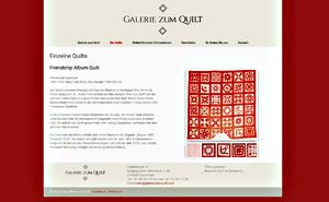 Galerie zum Quilt